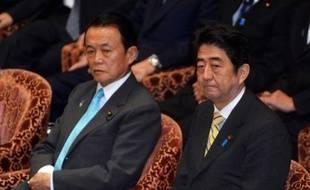 """Tandis que le risque de """"guerre monétaire"""" préoccupe à Moscou les grands argentiers du G20, à Tokyo le Premier ministre cherche un gouverneur de banque centrale capable de défendre avec conviction la politique monétaire nippone à l'origine de ces inquiétudes."""