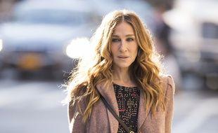 Sarah Jessica Parker dans la série «Divorce».