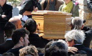 L'actrice Marie-France Pisier a été inhumée le 30 avril 2011 à à Sanary-sur-Mer, dans le Var.