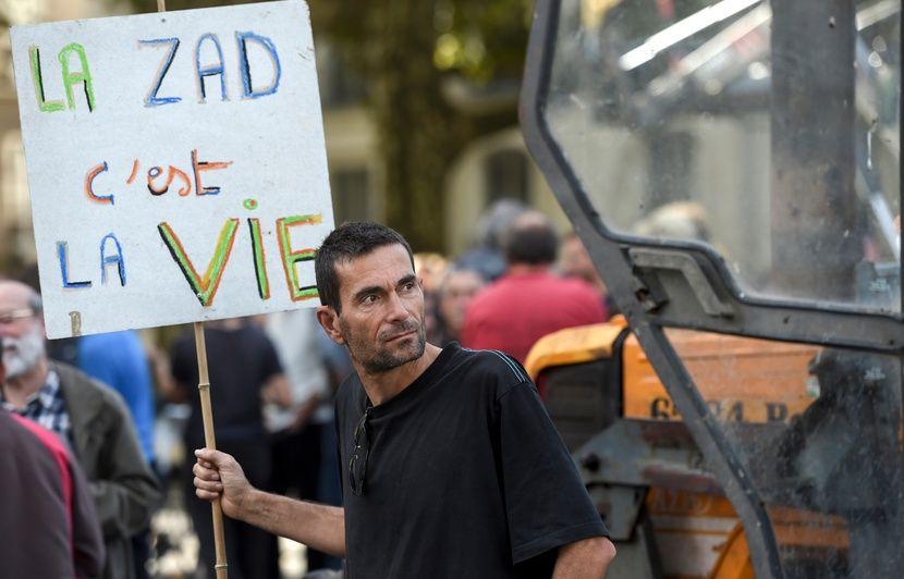Notre-Dame-des-Landes : La ZAD célèbre le deuxième anniversaire de l'abandon de l'aéroport