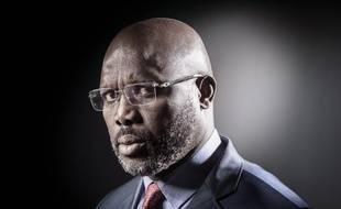 Georges Weah est le nouveau président du Liberia. (image d'illustration)