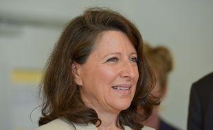 Agnès Buzyn, ministre de la Santé, le 25 mai 2018 à Montreuil.