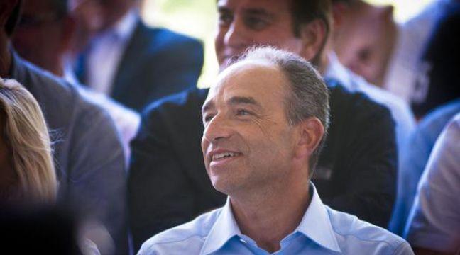 Le président de l'UMPJean-François Copé à Chateaurenard, le 25 août 2013. – DEFOSSEZ FREDERIC/SIPA/SIPA