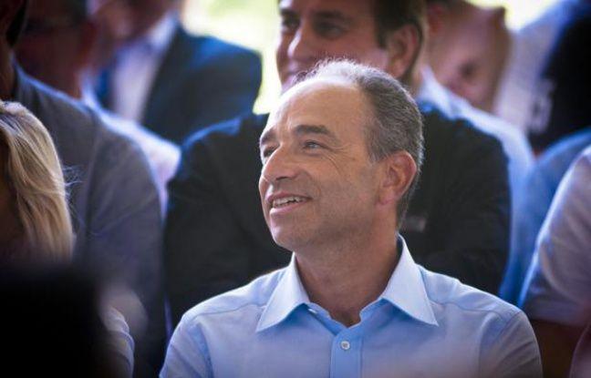 Le président de l'UMPJean-François Copé à Chateaurenard, le 25 août 2013.