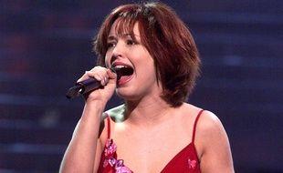 Natasha St-Pier a représenté la France à l'Eurovision en 2001.