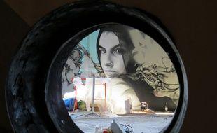Edition 2015 du festival toulousain Mister freeze, consacré au graffiti.