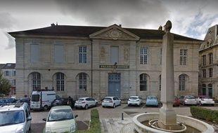 Le tribunal correctionnel de Vesoul.