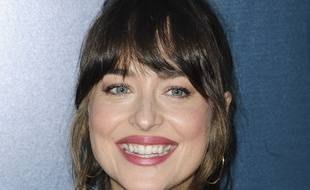 L'actrice Dakota Johnson à l'avant-première de The Peanut Butter Falcon
