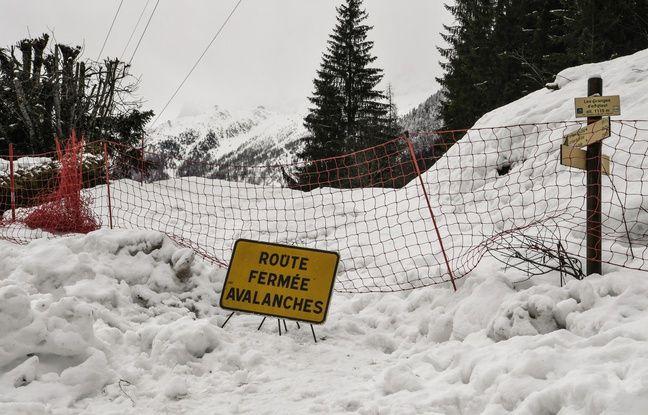 Avalanches: Risque «fort» dimanche sur les massifs de Savoie et de Haute-Savoie