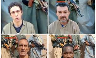 Le président français François Hollande a annoncé mardi à Bratislava (Slovaquie) la libération des quatre otages français travaillant pour Areva, enlevés le 16 septembre 2010 à Arlit au Niger par Al-Qaïda au Maghreb islamique (Aqmi).