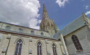 Eglise de Bollezeele (Nord)