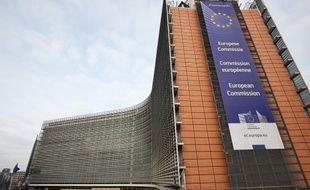 Le siège de la Commission européenne à Bruxelles, le Berlaymont.