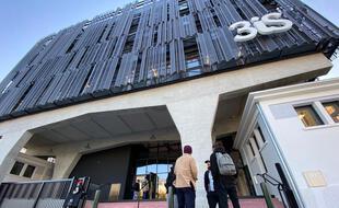 L'école 3iS (Institut International Image et Son) s'est installée dans de tout nouveaux locaux, rue des Terres-Neuves à Bègles.