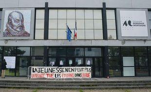 Des étudiants de l'Université de Bordeaux Montaigne ont réalisé une grande enquête sur la précarité.