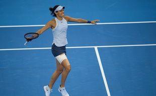 Caroline Garcia remporte le tournoi de Pékin.