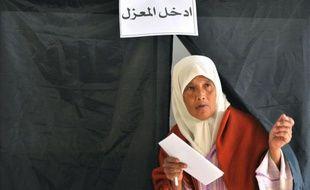 Les Marocains ont voté vendredi, avec une participation de 34 pour cent en fin d'après-midi, pour désigner une chambre des députés où pour la première fois un parti islamiste modéré pourrait être le mieux représenté.