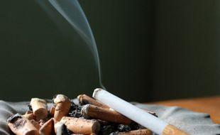 «Le tabac, c'est tabou, on en viendra tous à bout» (ou pas).