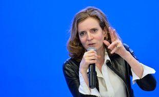 Nathalie Kosciusko Morizet le 14 mai au siège de l'UMP.