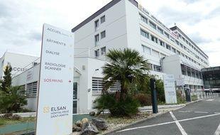 L'hôpital privé Saint-Martin de Pessac