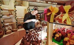 Michel Soler, ancien chef de projet informatique , est devenu artisan pâtissier.
