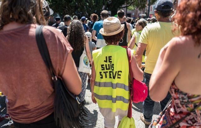«Gilets jaunes» à Toulouse: Plus d'un millier de manifestants et dix interpellations