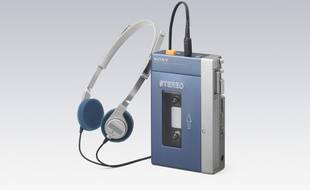 Le TPS-L2, premier Walkman de Sony sorti en 1979.