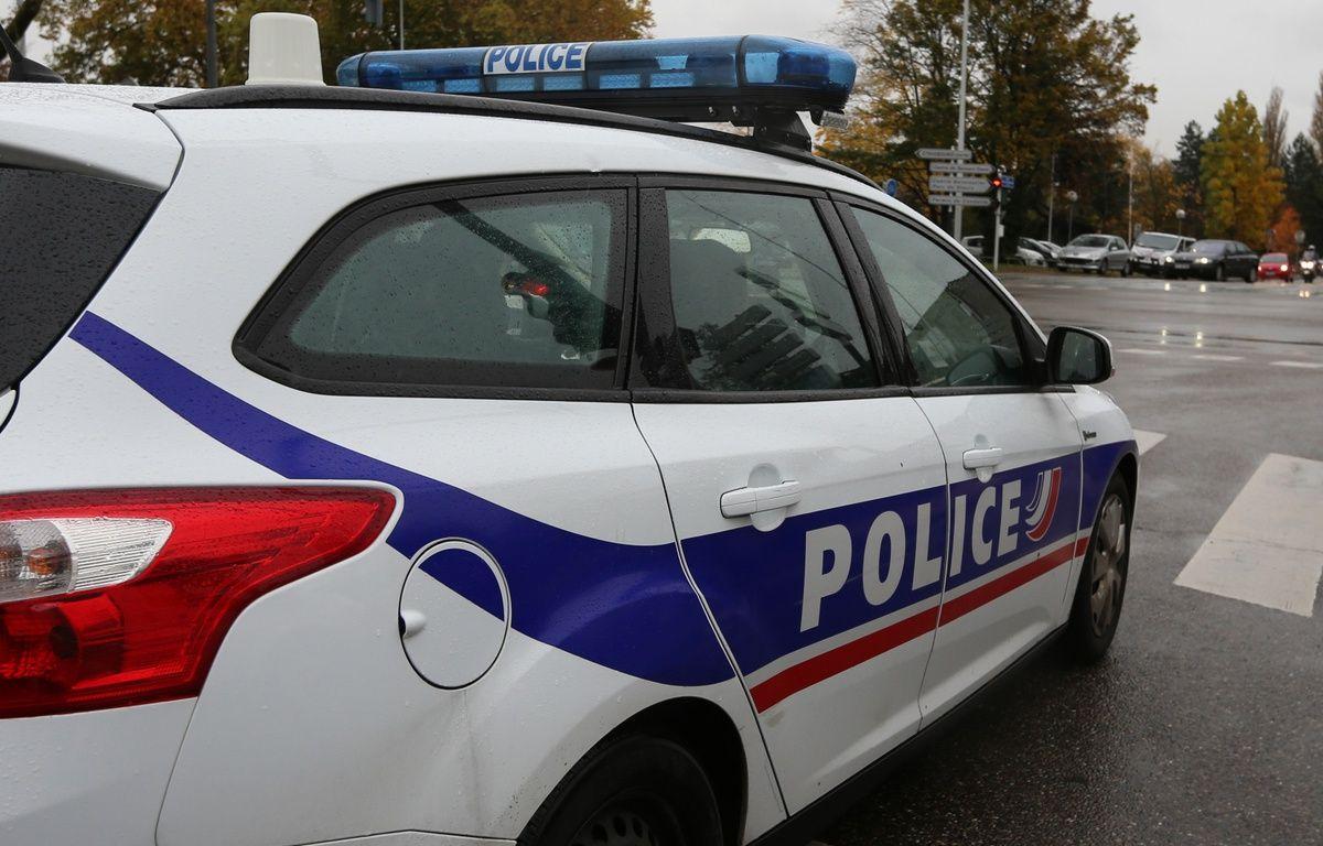 Illustration d'une voiture de police. – G. Varela / 20 Minutes