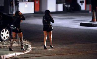 Des prostituées dans une rue de Toulouse