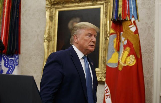Donald Trump ne veut plus du « New York Times » et du « Washington Post » à la Maison-Blanche