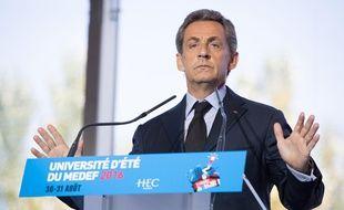 Nicolas Sarkozy, candidat à la primaire des Républicains cumule les démélés judiciaires.