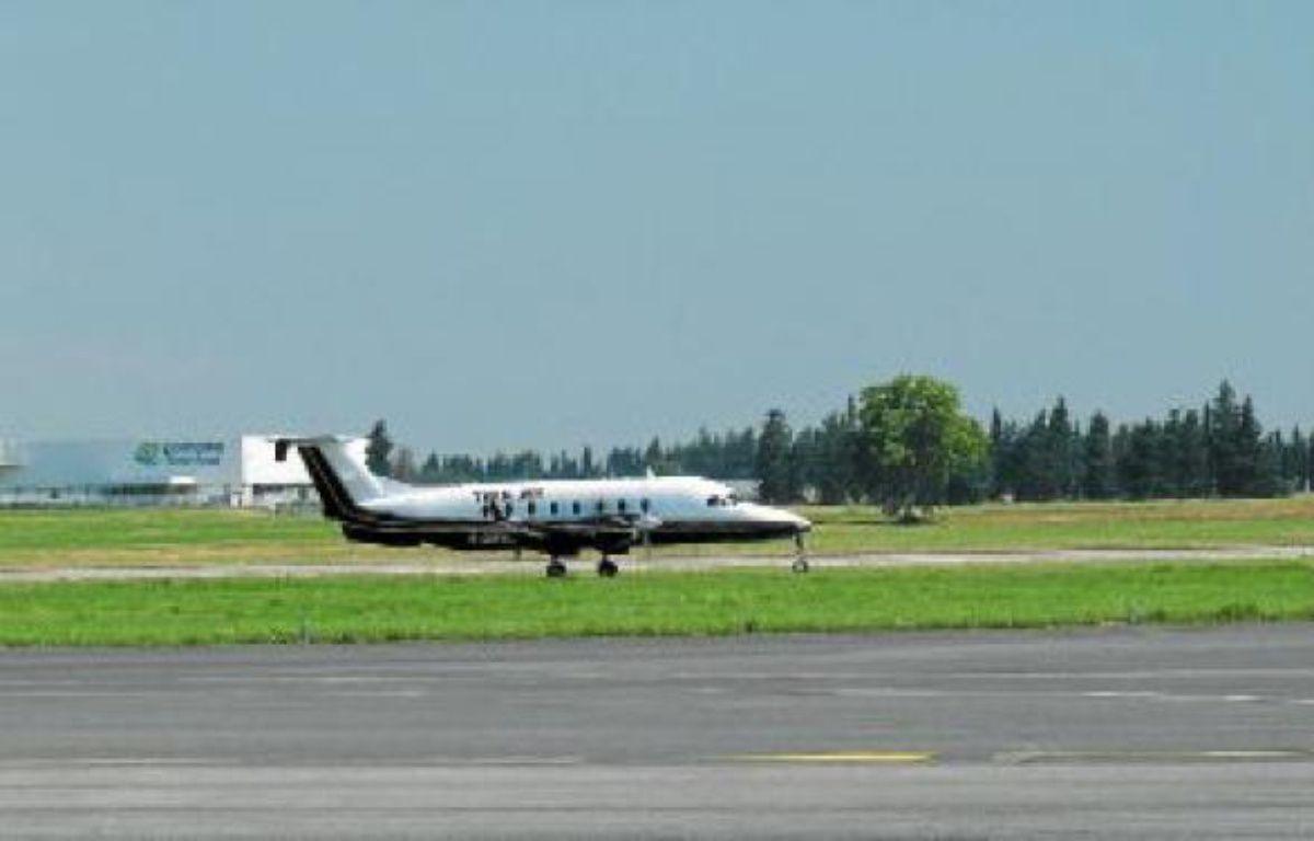 A partir de ce lundi, la compagnie Twin Jet décolle pour la capitale de l'Alsace. –  N.Kaden/ 20 Minutes