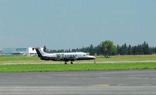 A partir de ce lundi, la compagnie Twin Jet décolle pour la capitale de l'Alsace.