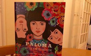 Paloma et le Vaste monde de Véronique Ovaldé