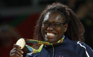 Emilie Andéol champion olympique aux JO de 2016.