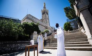 Notre-Dame-de-la-Garde a perdu des millions de visiteurs et fidèles depuis la crise sanitaire
