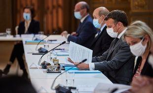 Le gouvernement doit adopter mercredi en conseil des ministres un projet de budget rectifié (Archives)