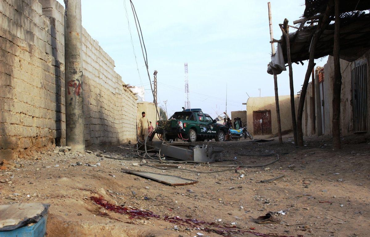 Au moins une personne est décédée, le 1er février, à Lashkar Gah, lorsque cette ville du sud de l'Afghanistan a été visée par des tirs de roquettes. – Chine Nouvelle / SIPA
