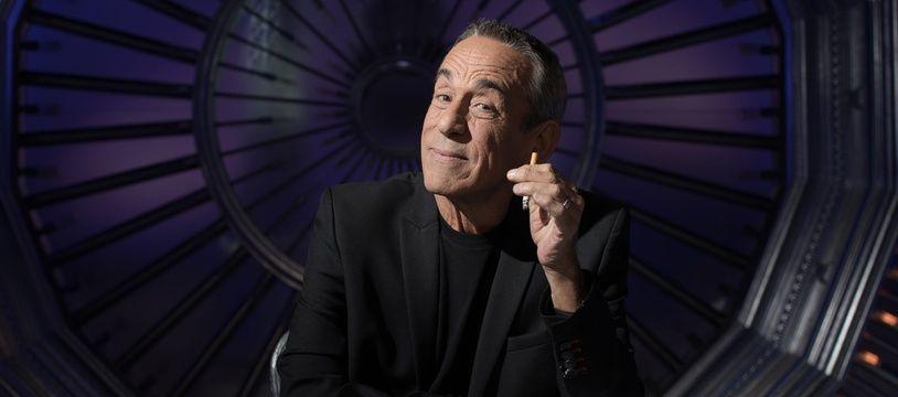 Le présentateur Thierry Ardisson.
