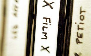 Illustration: Film X.
