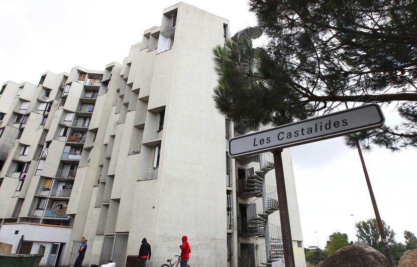 Toulouse: Le fameux «immeuble de la honte», symbole de l'habitat indigne, vit ses derniers jours