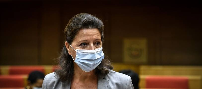 Agnes Buzyn, lors de son audition devant la commission au Sénat sur la gestion du Covid-19 mercredi 23 septembre 2020.