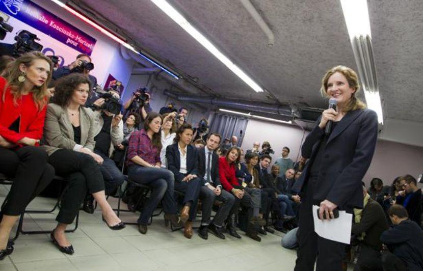 Municipales Paris 2014 Nathalie Kosciusko Morizet Suspend Sa