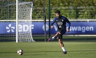 Nabil Fekir va faire son retour en équipe de France.