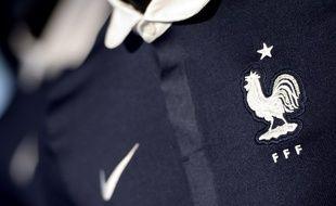 Le maillot de l'équipe de France de football pour la Coupe du monde 2014
