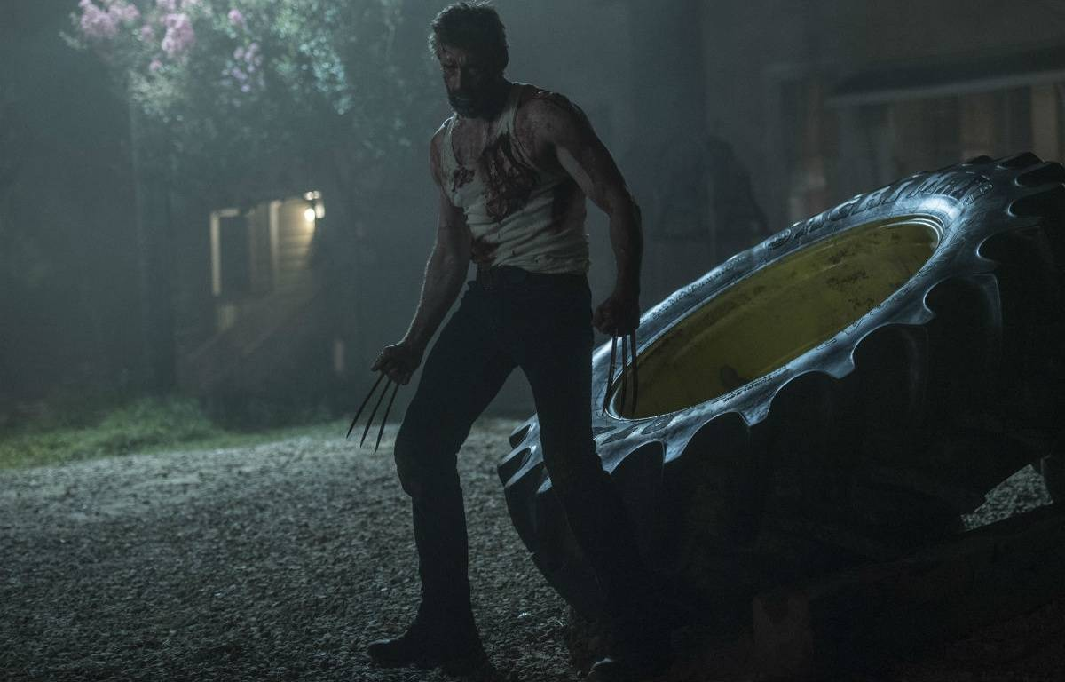 Hugh Jackman dans Logan de James Mangold – 20th Century Fox
