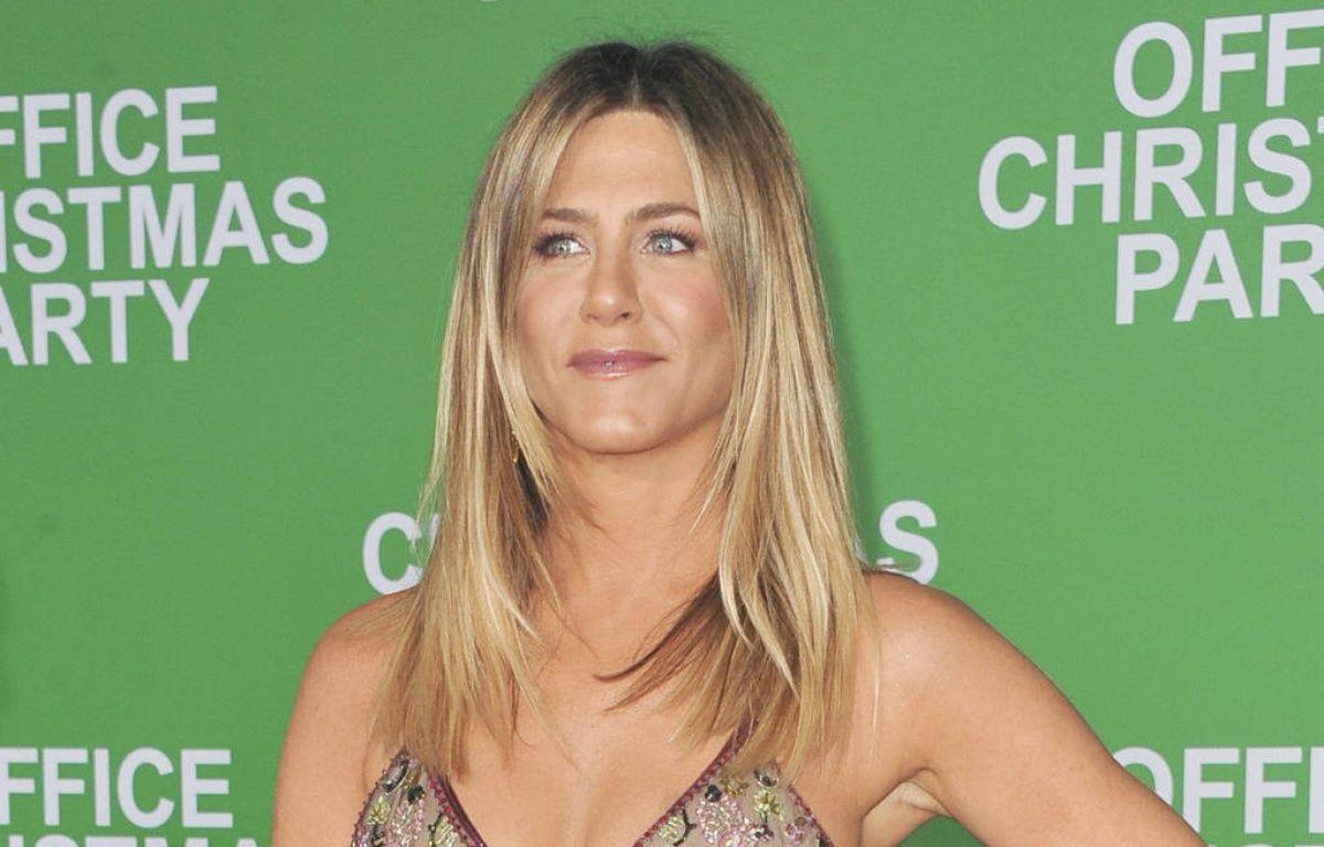 L'actrice Jennifer Aniston – WENN