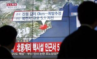 La Corée du Nord aurait procédé à son 4e essai nucléaire, le 6 janvier 2015.