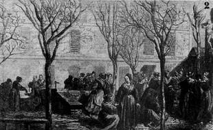 La prison Saint-Lazare