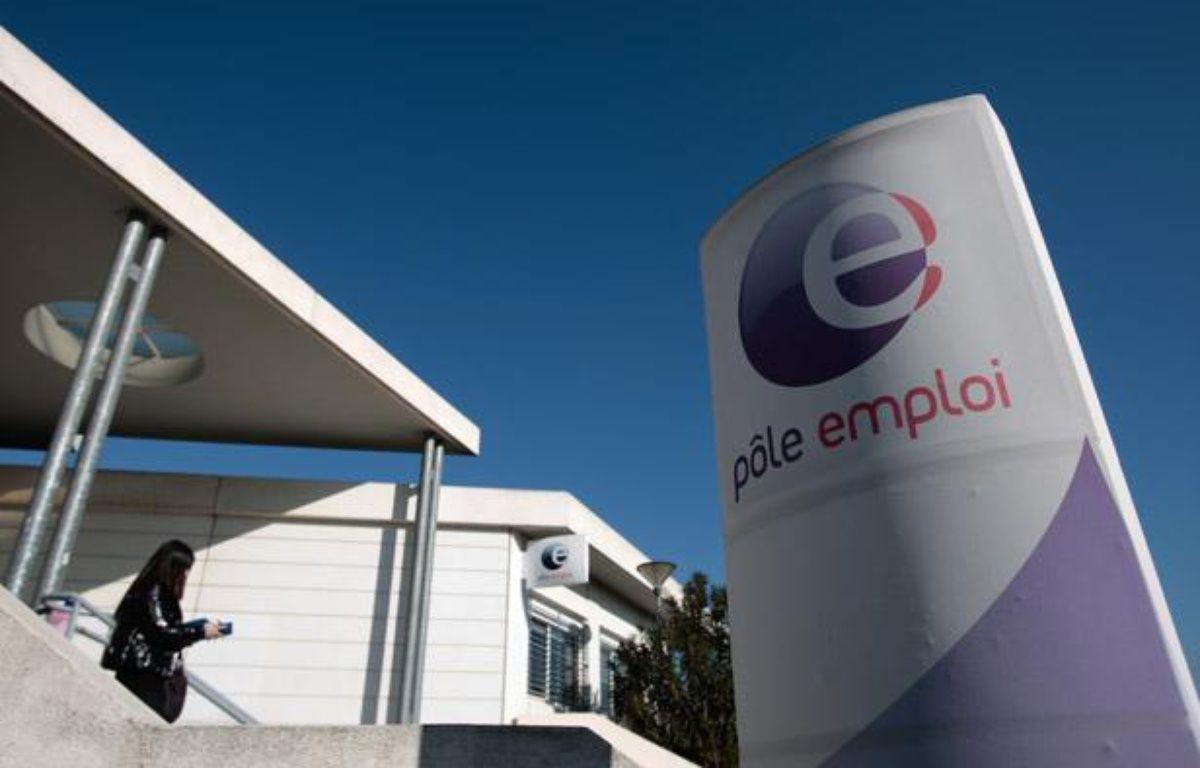Une agence pôle emploi à Marseille.  – P. MAGNIEN / 20 MINUTES