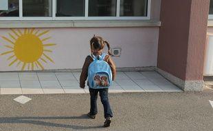 Strasbourg le 04 09 2012. Dans les écoles de la CUS, des agents de la DEE seront en grève lundi. Illustration.